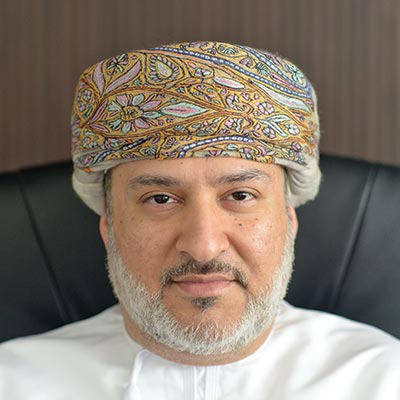 Ahmed Essa al Zedjali CEO, Muscat Press and Publishing House and Editor-in-Chief, Al Shabiba