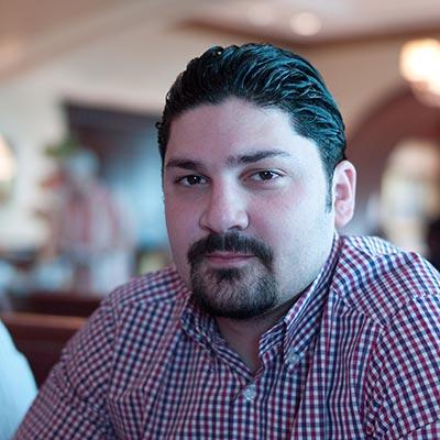 Firas Steitiyeh Managing Director, TOP Amman, Jordan