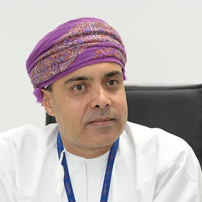 Saleem Ahmed Abdullatif General Manager of Marketing, Consumer Business Unit, Omantel