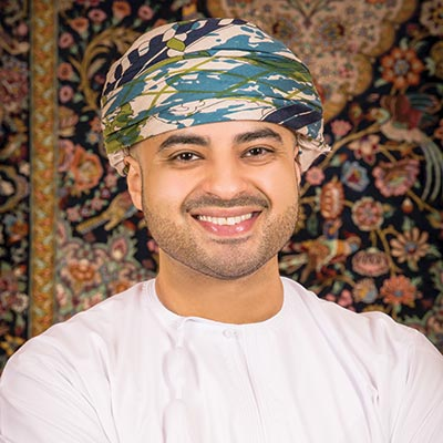 Sayyid Nasr Bin Badr Al Busaidi Member of the National Youth Commission, and Chairperson of the Communication and Public Relations sub-committee of the National Youth Commission