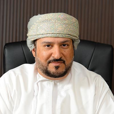 Ahmed Al Zadjali Chief Executive Officer, Muscat Media Group