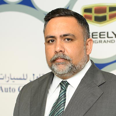 Suresh Nair Head of Marketing and Communication, Towell Auto Group