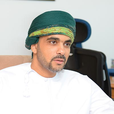 HH Sayyid Faisal Bin Turki Al Said Director General of Marketing and Media, Ithraa