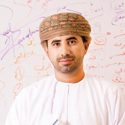 Hashar Al Mandhari CEO, Alamah Marketing
