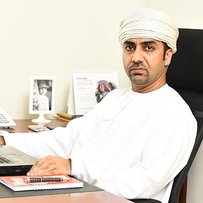 Mazin Al Raisi Senior AGM of Marketing and Customer Experience, Bank Sohar